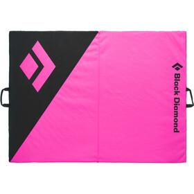 Black Diamond Circuit Crash Pad, zwart/roze